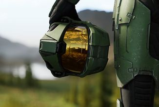 Microsoft přináší zpět legendární sérii Halo s novým dílem Halo Infinite