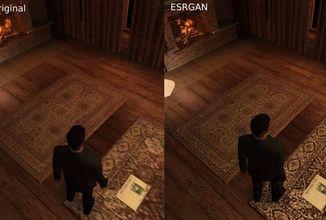 Jedno z interních studií Xboxu pracuje s upscalingem textur pomocí umělé inteligence