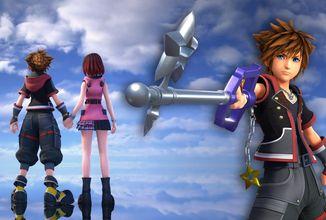 Z nových momentů Kingdom Hearts III Re:Mind budou fanoušci série šílet radostí