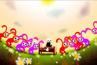 Happy Game od Amanity se odkládá na podzim