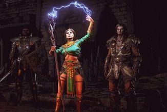 Druid, amazonka a další třídy v nové podobě v Diablo 2: Resurrected