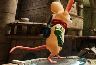 Proveďte myšku pohádkovým světem Moss, budete překvapeni, jak dobře se ve VR headsetu hraje