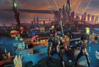 Bláznivá akce ve hře Crackdown 3 byla ukázána na Xbox konferenci