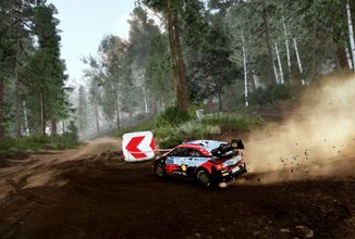 WRC 10 - Recenze (se spoilery)