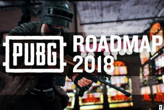 Plány PLAYERUNKNOWNS BATTLEGROUNDS na rok 2018