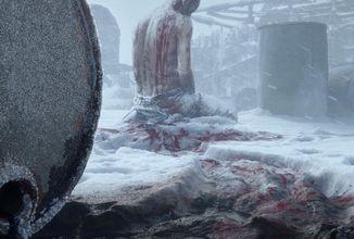 Tvůrci Frostpunku krvavým teaserem lákají na nový projekt