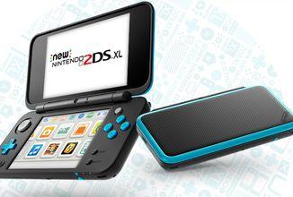 New Nintendo 2DS XL -  nabídne tato nadcházející přenosná konzole něco nového?