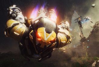 EA a BioWare zrušili Anthem Next