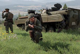 Rozšíření CSLA Iron Curtain pro Armu 3 má nově i kampaň