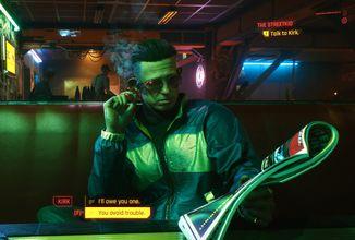 Odklad Cyberpunku 2077: Pro CD Projekt RED je důležitý první dojem