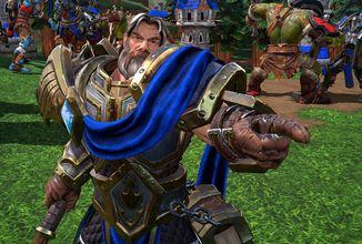 Legendární strategie Warcraft III po letech dostane svůj remaster
