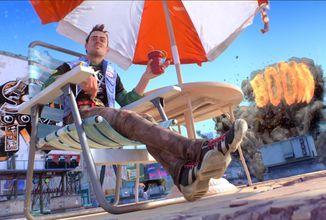 Sunset Overdrive u Sony, EA posiluje sporty, půl miliardy Nintenda