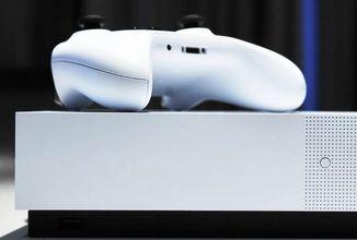 Úniky približujú nový Xbox One bez mechaniky