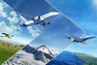 Microsoft Flight Simulator jednou z nejlepších her roku 2020