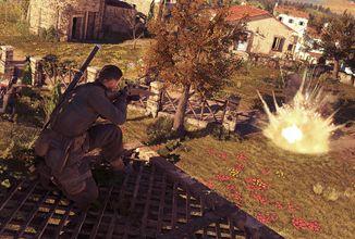 Sniper Elite 4 vylepšen pro novou generaci konzolí