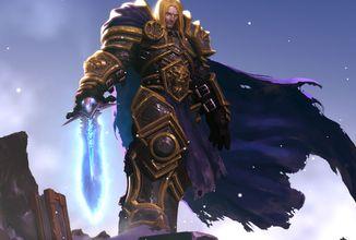 Blizzard zve do multiplayerové bety strategie Warcraft 3: Reforged