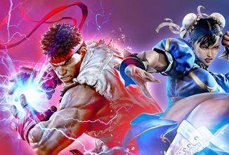 Fortnite chystá crossover se sérií Street Fighter