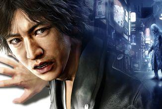Judge Eyes coby novinka vývojářů série Yakuza