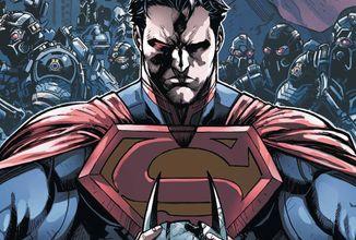 Našlapaný trailer na film Injustice naznačuje události, které změní Supermana k nepoznání