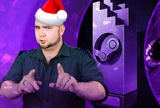 Podezřelá vánoční nadílka