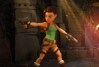 Tomb Raider Reloaded vrací Laru Croft ke kořenům, ale pouze na mobilech