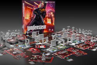Wolfenstein: The Board Game dosáhl cíle na Kickstarteru během několika hodin