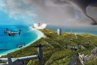 Takhle má vypadat nový Battlefield, Game Pass možná na Steamu