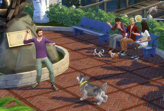 Vyberte si z nepřeberného množství psů a koček v novém rozšíření, které The Sims 4 tak moc chybělo. Mazlíčci jsou tady