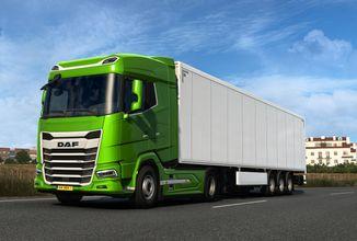 Nová generace kamionů DAF rozšiřuje Euro Truck Simulator 2