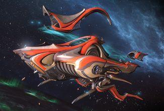 Warframe dostává expanzi Empyrean s kosmickými loděmi