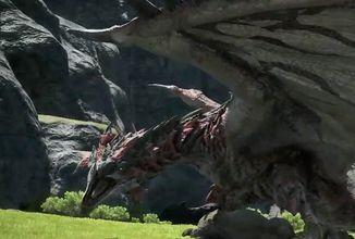 Světy Final Fantasy 14 a Monster Huntera World se již brzy střetnou
