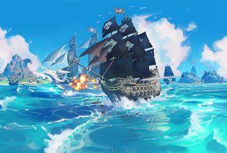 Nasaďte si pásku přes oko, King of Seas je pirátské akční RPG