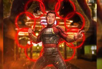 Marvelovský Shang Chi, herec Simu Liu, trolí fanúšikov novým kostýmom