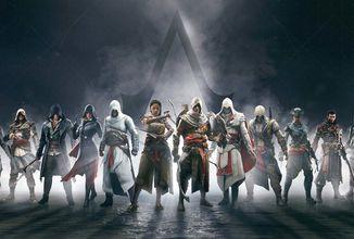 Historie Assassin's Creed a První civilizace