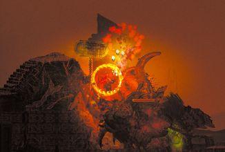Temné akční roguelite Source of Madness se odehrává ve zvráceném světě
