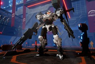 Tak trochu jiný Titanfall pro Switch: Daemon X Machina