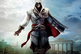 Nejoblíbenější značkou Ubisoftu je Assassin's Creed