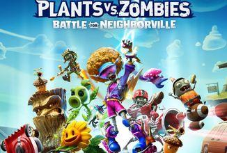 Střílečka Plants vs. Zombies: Battle for Neighborville se zaměřila na online bitvy