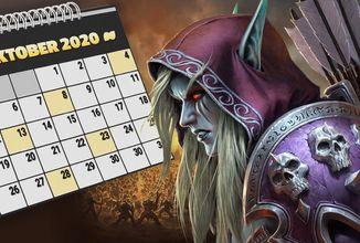 Kalendář hráče: Nejzajímavější hry října