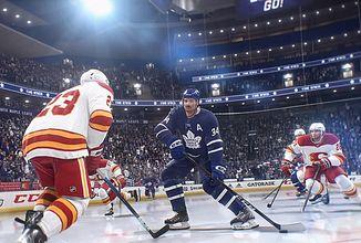 Podívejte se na vizuální skok NHL 22 v prvním gameplay traileru