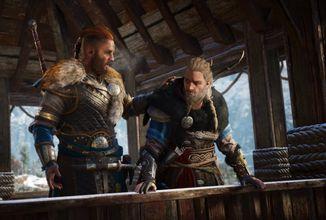 Prioritou Assassin's Creed: Valhalla je oprava bugů a next-gen zážitek
