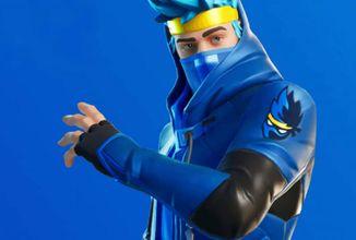 Do Fortnite přichází streamer Ninja ve formě skinu