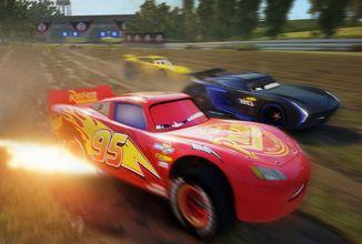 Nenechte se zmást, závodní hra CARS 3: Driven To Win je vhodná i pro dospěláky