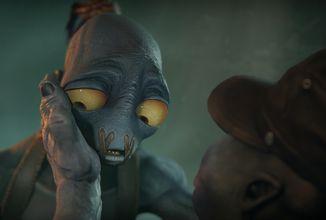 Oddworld: Soulstorm má být díky PS5 mnohem větší