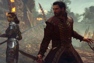 Baldur's Gate 3 bude komplexním akčním RPG