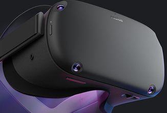 Oculus Quest vstupuje oficálne do predaja, zatiaľ iba v zahraničí