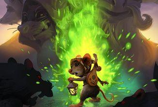 Nádherné myší RPG Ghost of a Tale se blíží datu vydání