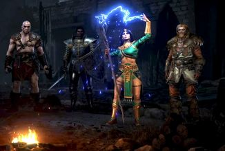 Diablo 4 má přitáhnout hráče na dlouhá létá a blíží se beta Diabla 2 Resurrected