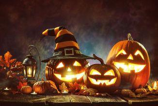 Hry zdarma v duchu Halloweenu: Staňte se zombíkem i dítětem, které hledá maminku