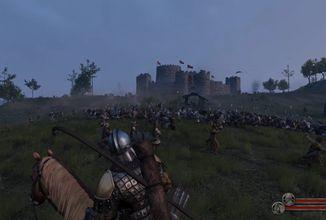 Dobývání hradů jako nikde jinde můžeme čekat v novém Mount & Blade!